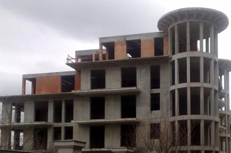 Betonové monolitické konstrukce
